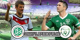 Preidiksi Republic Of Ireland Vs Germany