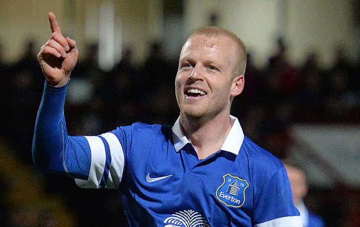 Striker Everton Siap Bawa Timnya Ke Empat Besar
