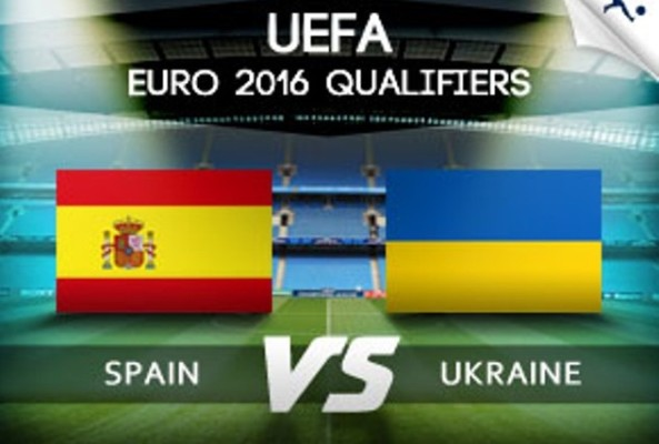 Ukraina Vs Spanyol