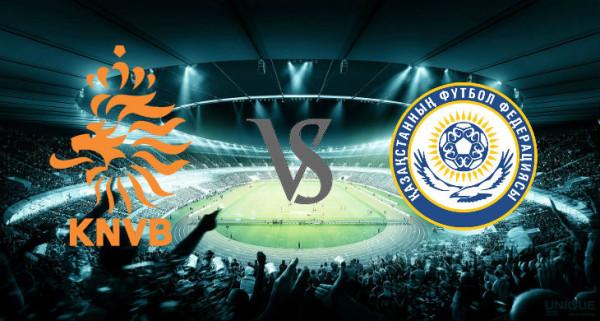 Prediksi Kazakhstan Vs Netherlands