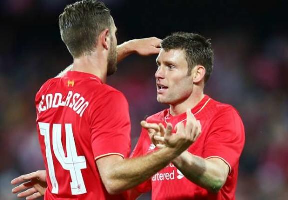 Reto Ziegler sebut Liverpool tidak punya mental juara