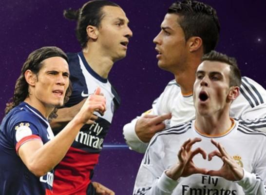 Menghadapi Madrid, PSG Turun Dengan Tanpa 4 Pemiannya