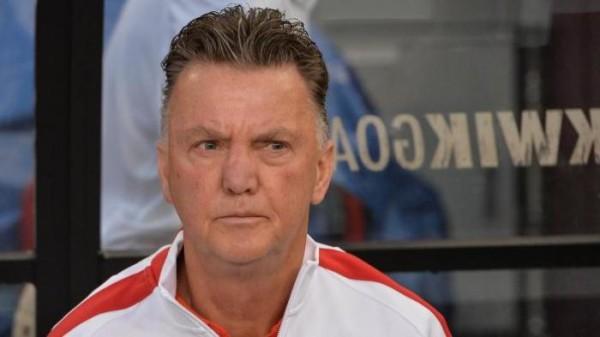 Kekalahan yang sangat buruk bagi Van Gaal