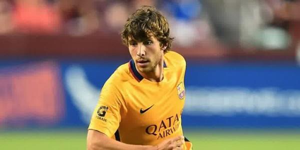 Sergi Roberto: Kami Semua Berusaha Keras Demi Messi