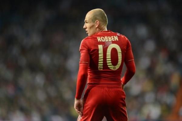 Dikabarkan Akan Hengkang ke United, Robben Justru Dijadikan Starter