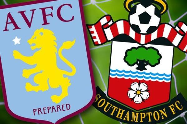 Prediksi Southampton VS Aston Villa
