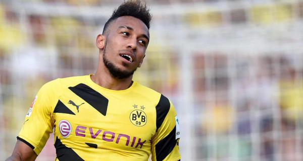 Gol Aubameyang Ke Gawang FC Schalke 04 Didedikasikan Untuk Reus