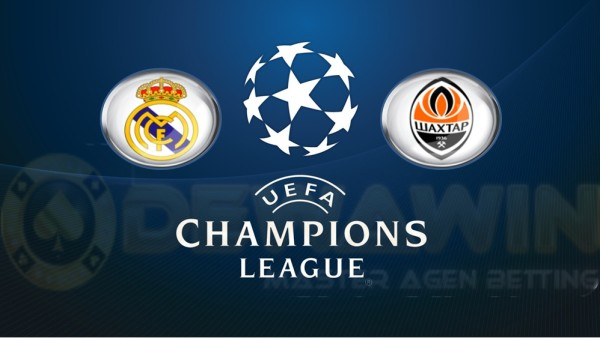 Prediksi Shakhtar Donetsk Vs Real Madrid