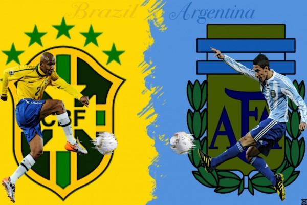 Prediksi Argentina Vs Brazil
