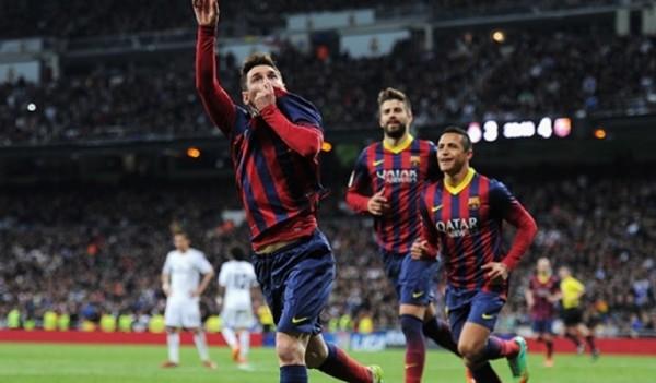 Xavi : Hasil El Clasico Tergantung Messi