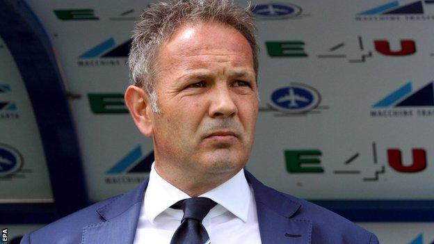 Menurut Mihajlovic : Milan Banyak Lakukan Kesalahan Teknis