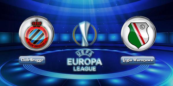 Prediksi Club Brugge vs Legia Warszawa