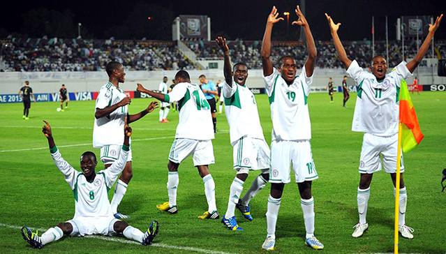 Dua Kali Berturut - Turut Nigeria Juara Piala Dunia U-17