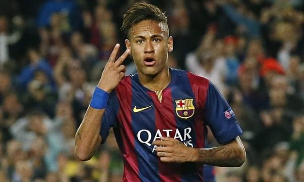 Neymar JR Sudah Merancang Gol Yang Indah Saat Melawan Villarreal