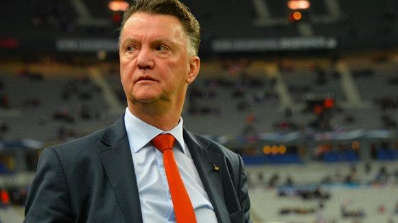 Luis Van Gaal Khawatir Dengan Lini Depan Di Klubnya