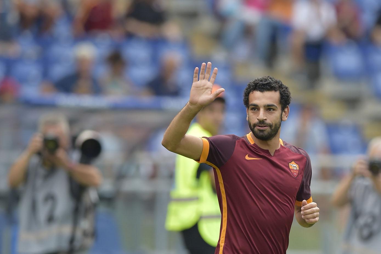 Waktu Belum Ada 2 Menit, Salah Sudah Mencetak Gol Buat AS Roma