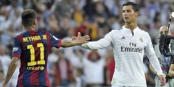 Alasan Kenapa PSG Harus Beli Neymar dan Bukan Ronaldo