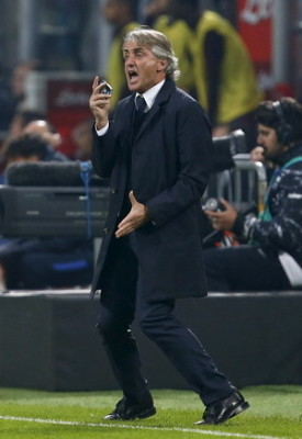 Ini Alasan Mancini Tak Mainkan Icardi