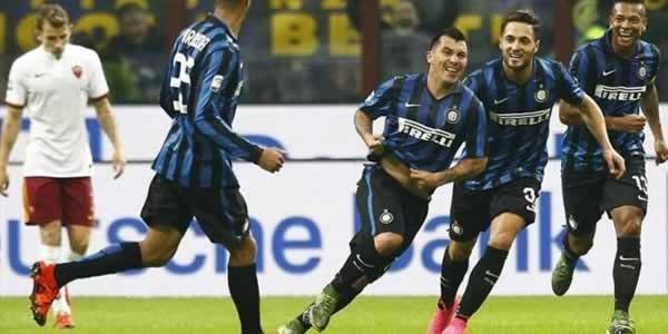 Inter Kalahkan Roma 1-0