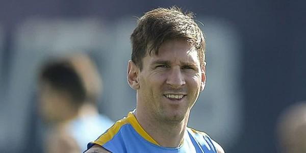 Jadi Pengganti, Rekor Messi Tetap Menakutkan