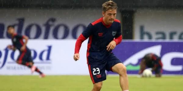 Lawan Sriwijaya FC, Kim Kurniawan Optimis MenangLawan Sriwijaya FC, Kim Kurniawan Optimis Menang