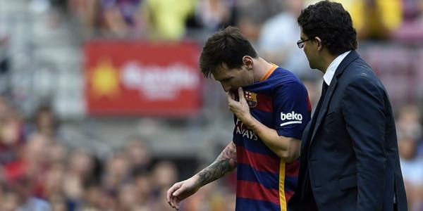 Messi Bakal Absen di Laga Sebesar El Clasico