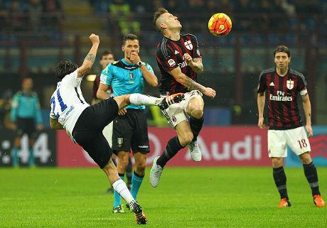 Mihajlovic: Milan Beruntung Bisa Dapat Satu Poin