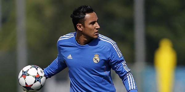 Navas Berusaha Agar Fans Madrid Selalu Senang