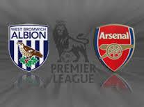 Prediksi West Bromwich Albion vs Arsenal