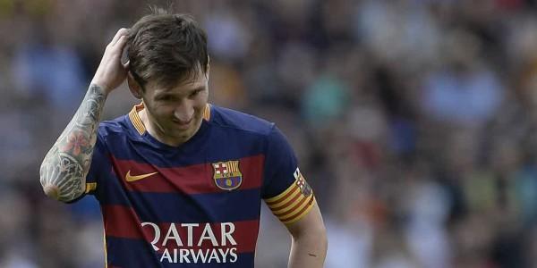 Rata-rata Fans Barca Minta Messi Dicadangkan di El Clasico