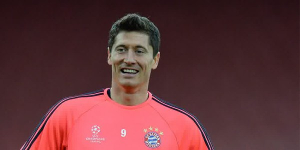 Real Madrid Tertarik Datangkan Lewandowski