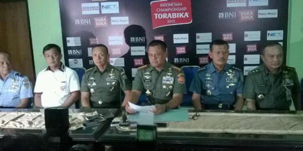 Sang Panglima TNI Puas Permainan PS TNI