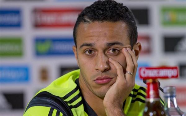 Thiago Alcantara Tak Ikuti Jejak Guardiola Hengkang dari Muenchen