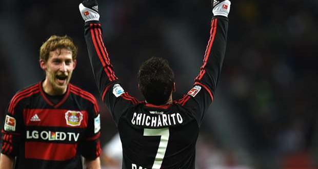 The Gunners Ingin Memboyong Javier 'Chicarito' Hernandez