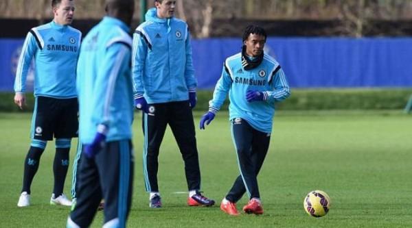 Skuad Chelsea Tak Mau Bermain Di Europa League