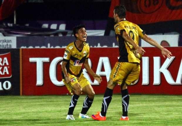 Patrick Dos Santos Merasa Bahagia Setelah Berhasil Mencetak 3 Gol Di Laga Kontra Persija