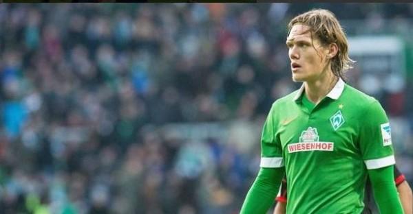 Vestergaard Menunjukan Performa Apik Di Lini Belakang Werder Bremen Hingga Membuat Lazio Kepincut