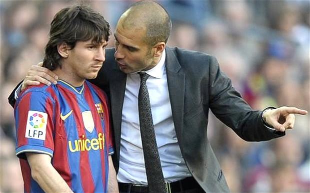 City Siapkan Dana Super Besar Buat Messi Dan Pep Guardiola