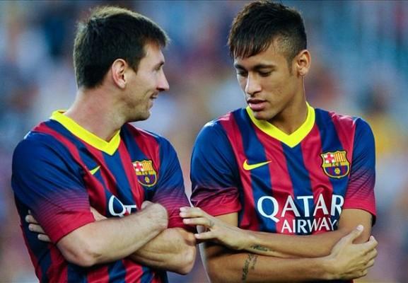 Ternyata Neymar Belum Bisa Kalahkan Messi Di Ballon d'Or
