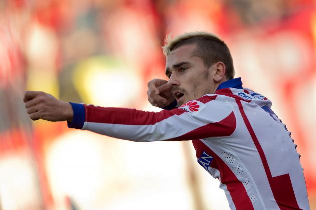 Pihak Atletico Madrid Tak Akan Melepaskan Antoine Ke The Blues