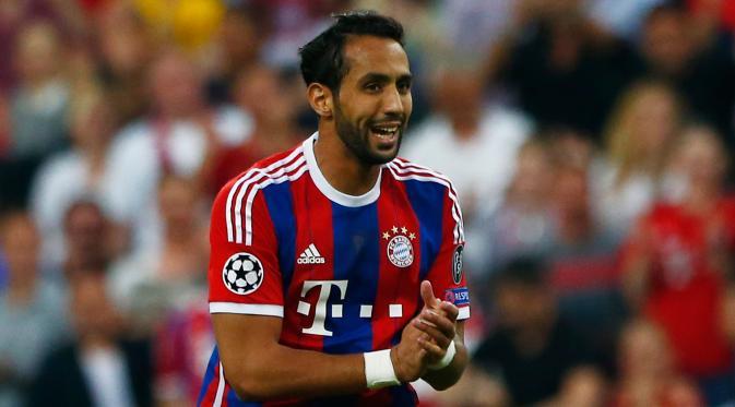 Bayern Muenchen Tak Akan Menjual Mehdi Benatia