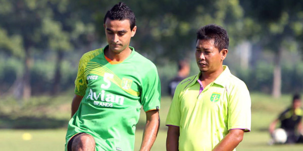 Dutra Minta Skuad Surabaya United Bekerja Lebih Keras Lagi