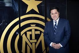 Erick Thohir Puas dengan Kinerja Inter Milan