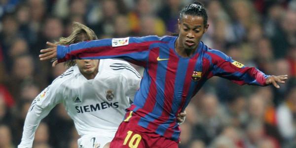 Kenang Standing Ovation di Markas Madrid, Ini Kata Ronaldinho