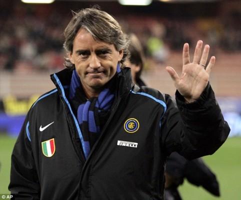 Mancini: Kami Masih Memimpin