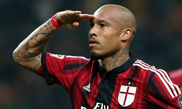 Milan Siap Lepas Nigel De Jong