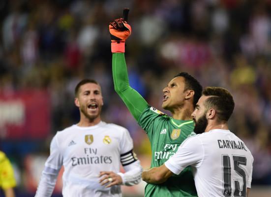 Navas Sebut Madrid Kini Berada Pada Jalur Yang Benar