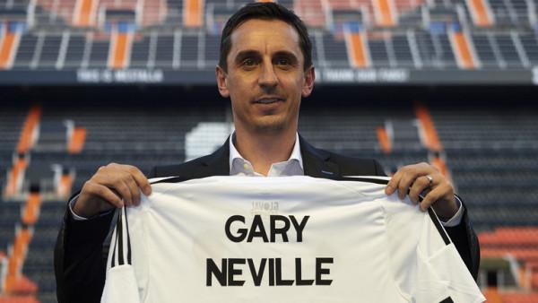 Petualangan Baru Neville Bersama Valencia