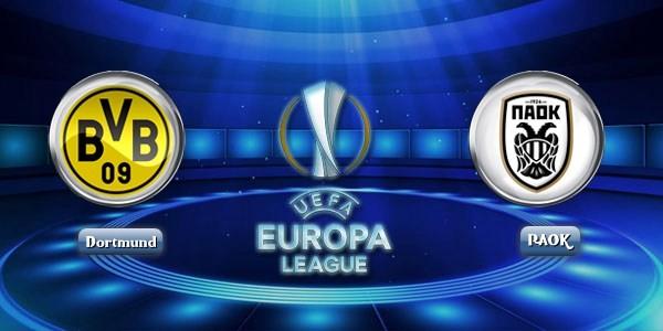 Prediksi Borussia Dortmund vs PAOK