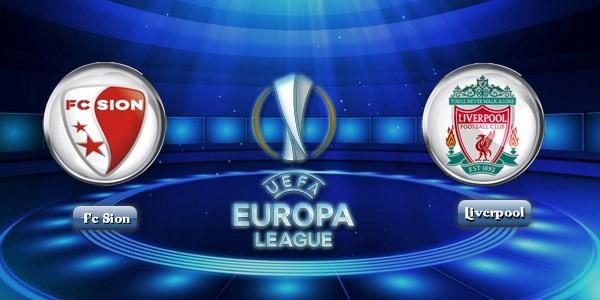 Prediksi FC Sion vs Liverpool